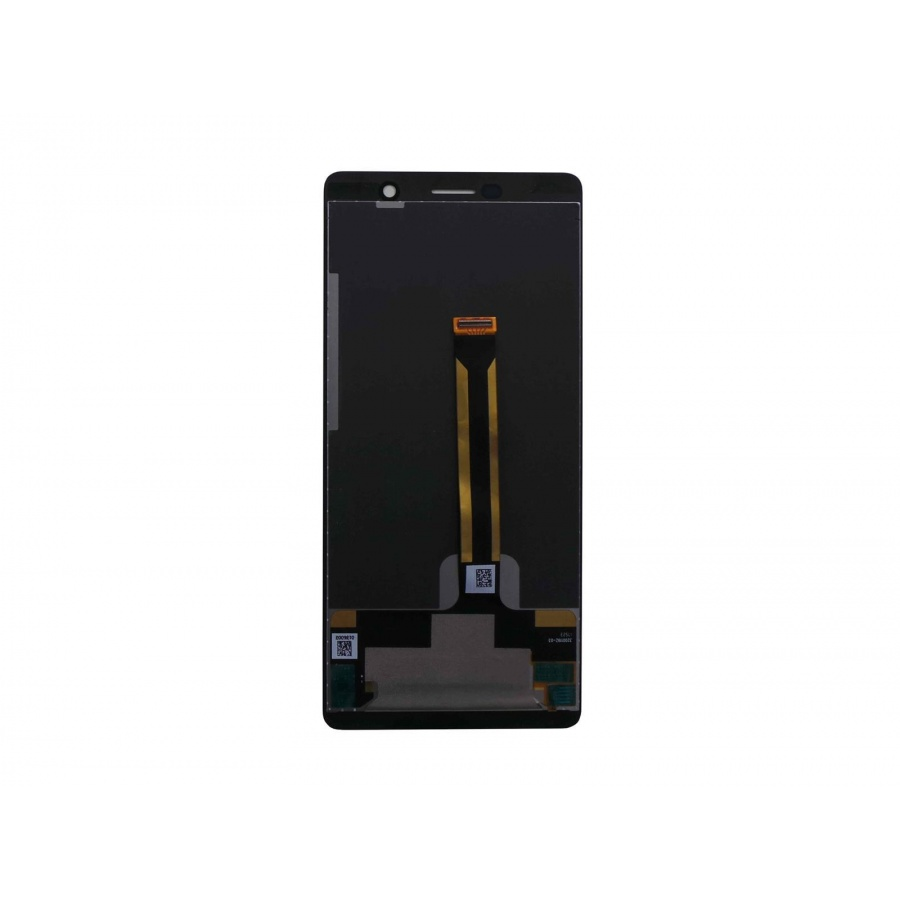 Original Nokia 7 Plus Display LCD Touchscreen Schwarz Black Akzeptabel