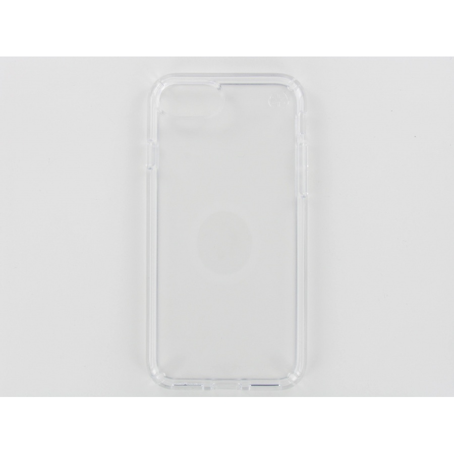 Original Speck iPhone 8/7 Presidio Clear Hülle Extrem Robust Transparent OVP