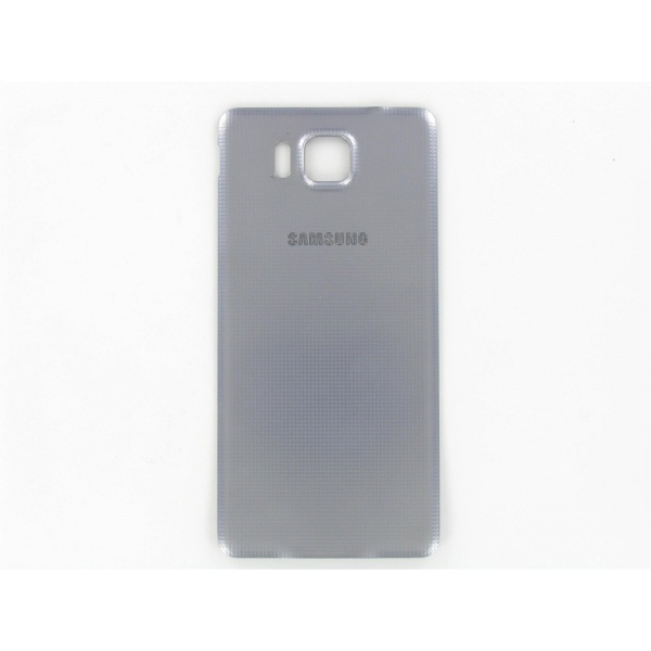 Original Samsung Galaxy Alpha G850F Akkudeckel Backcover...
