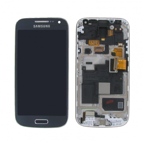Original Samsung Galaxy S4 Mini i9195 Display LCD Schwarz...