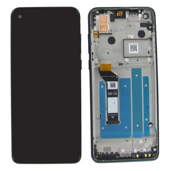 Original Motorola One Action XT2013 Display LCD Gehäuse...