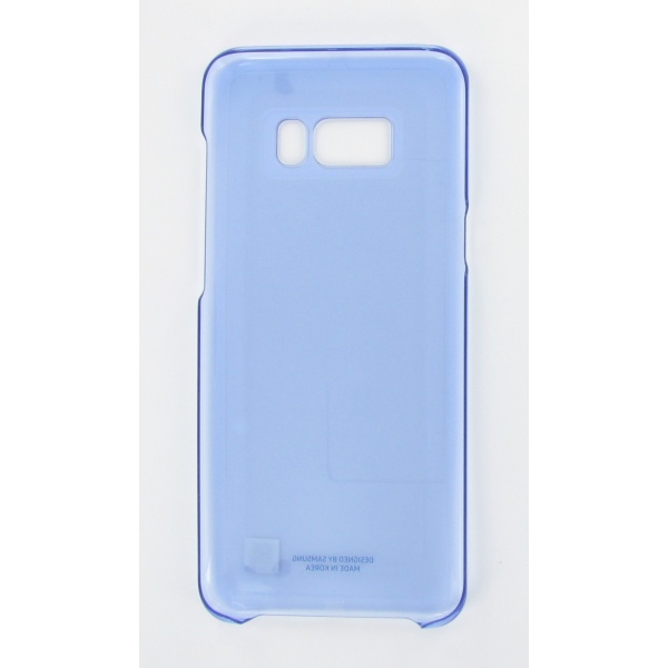 Original Samsung Galaxy S8+ Clear Cover EF-QG955...
