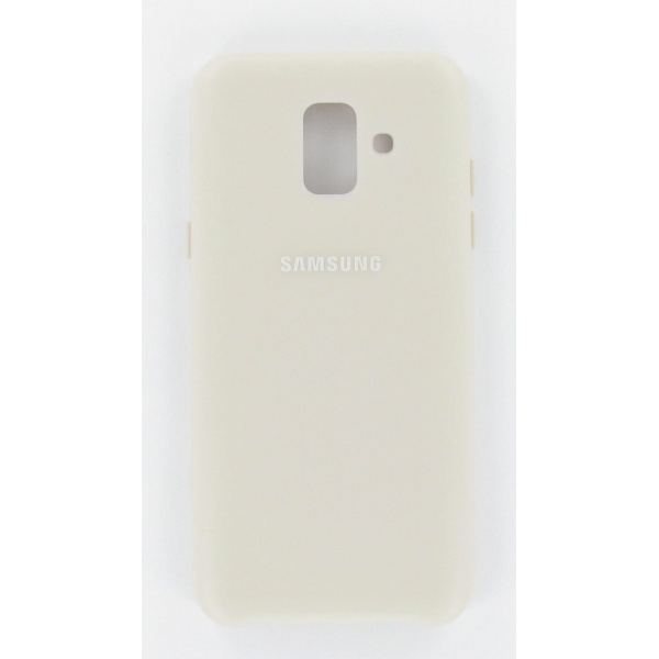 Original Samsung Galaxy A6 (2018) Dual Layer Cover Case...