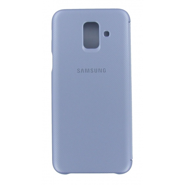 Original Samsung Galaxy A6 (2018) Wallet Cover EF-WA600...