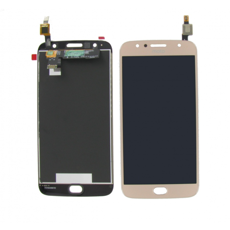 Original Motorola Moto G5s PLUS XT1806 XT1805 XT1803 Display LCD Blush Gold