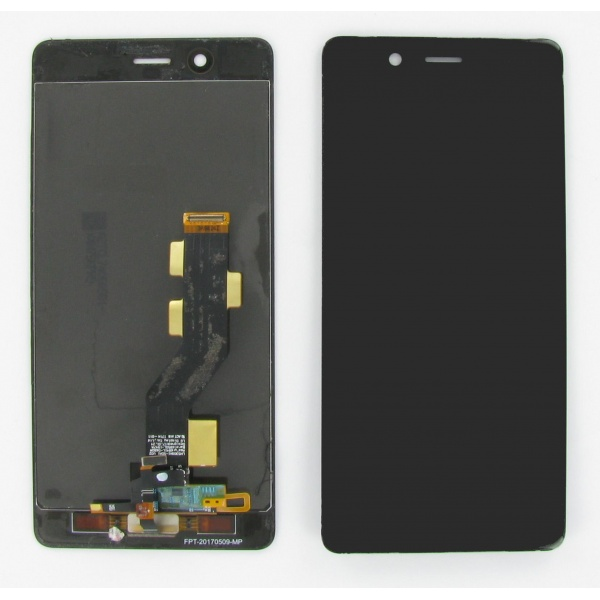 Original Nokia 8 Display LCD Touchscreen Scheibe Glas...