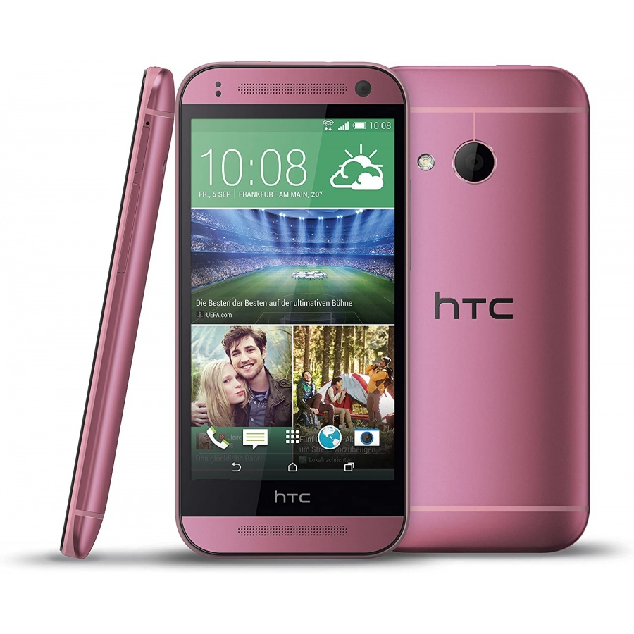 HTC One Mini 2 Pink 16GB Android Smartphone Neu in OVP