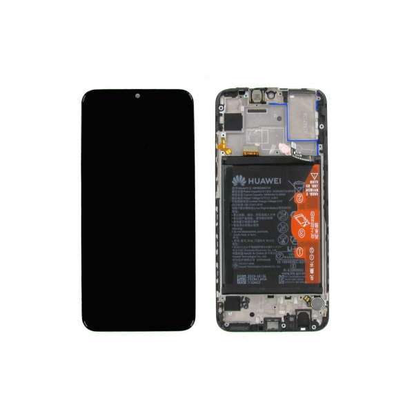 Original Huawei P Smart 2019 Display LCD Gehäuse Akku...