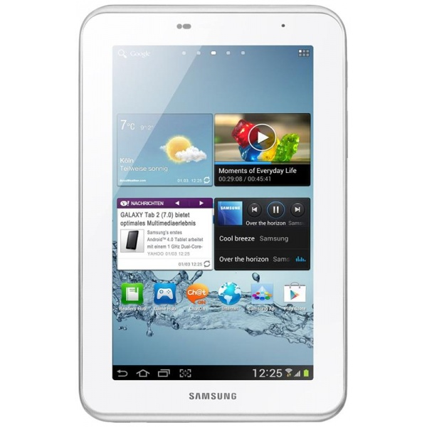 Samsung Galaxy Tab 2 7.0 White 8GB Android Tablet...