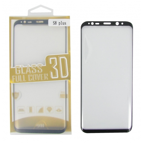 Samsung Galaxy S8 Plus G955F Panzerfolie Full Cover 3D...