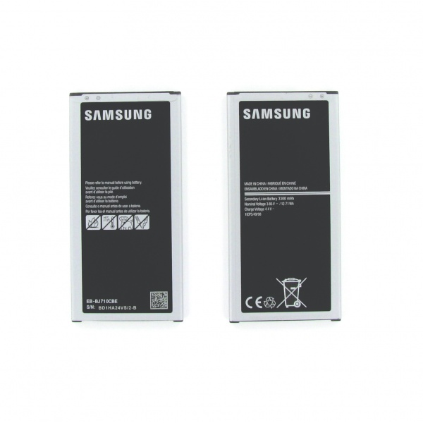 Original Samsung Galaxy J7 2016 Akku EB-BJ710CBE Battery...