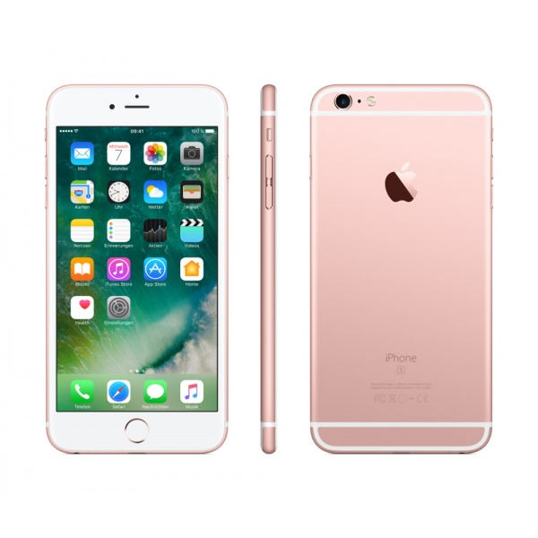 Apple iPhone 6S 64GB Rose Gold Neu Originalverpackung...