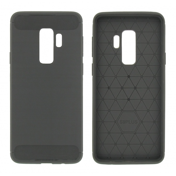 Samsung Galaxy S9 Plus Silikon Protective Case...