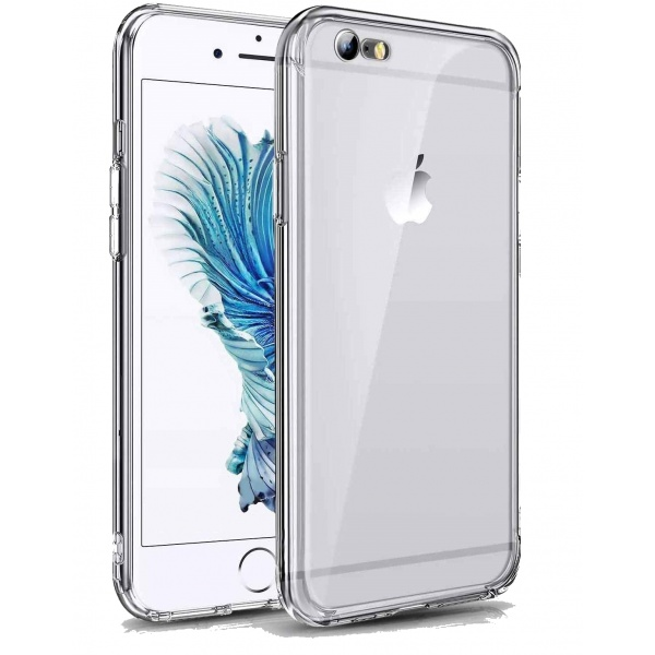 Apple iPhone 6/6S Silikon Case Schutzhülle Bumper Handy...