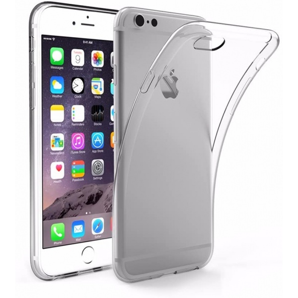 Apple iPhone 6 Plus / 6S Plus Silikon Soft Case...
