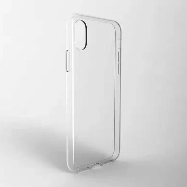 Apple iPhone X Silikon Soft Case Schutzhülle Bumper Handy...