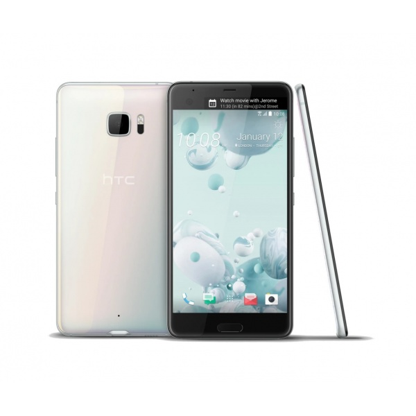 HTC U Play Ice White Android Smartphone 32GB LTE Neu OVP...