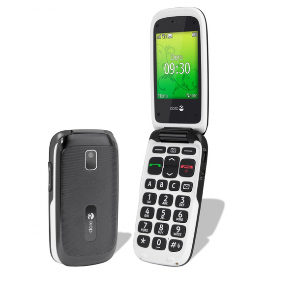 Doro PhoneEasy 612 Senioren Klapphandy inkl. Ladestation...
