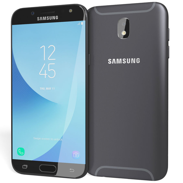 Samsung Galaxy J5 2017 Duos Dual Sim 16GB Black Android...