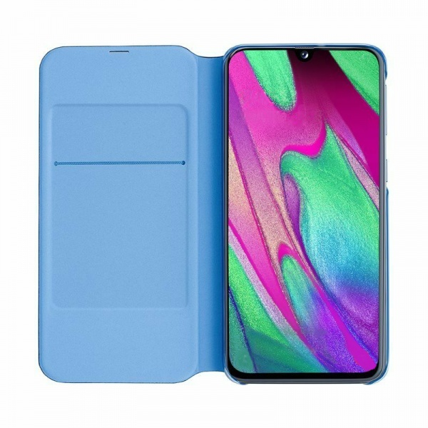 Original Samsung Galaxy A40 Wallet Cover EF-WA405...