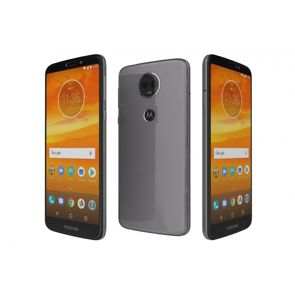Motorola Moto E5 Plus Flash Gray XT1924-2 LTE 16GB...
