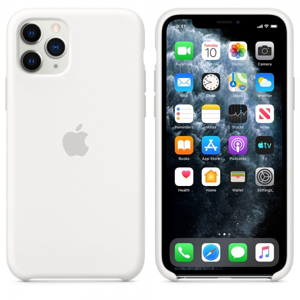 Original Apple iPhone 11 Pro Silikon Case MWYL2ZM/A Hülle...
