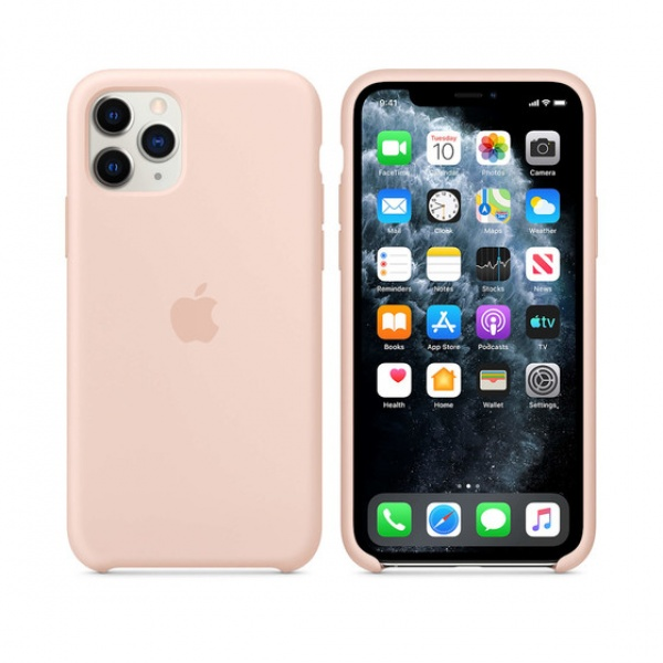 Original Apple iPhone 11 Pro Silikon Case MWYM2ZM/A Hülle...