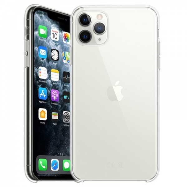 Original Apple iPhone 11 Pro Max Clear Case MX0H2ZM/A...