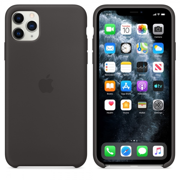 Original Apple iPhone 11 Pro Max Silikon Case MX002ZM/A...