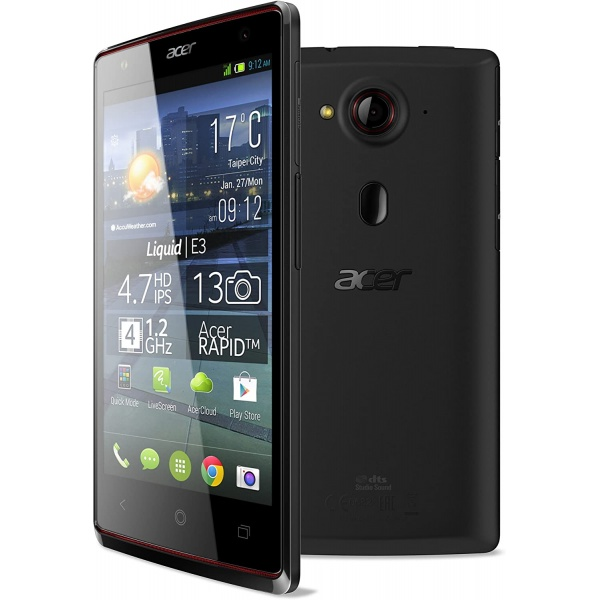 Acer Liquid E3 E380 Android Smartphone 4GB Black Neu in...