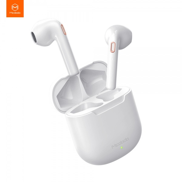 Mcdodo True Wireless Stereo Touch Kopfhörer White HP-7880...