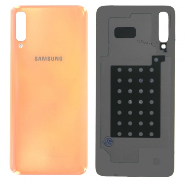 Original Samsung Galaxy A70 A705 Akkudeckel Backcover...