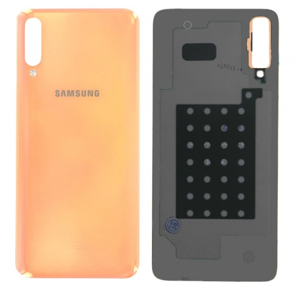 Original Samsung Galaxy A50 A505 Akkudeckel Backcover...