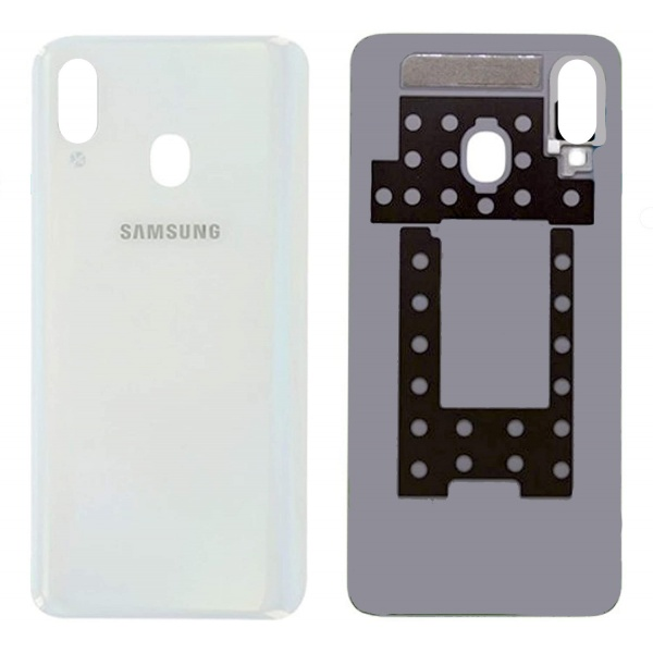 Original Samsung Galaxy A40 SM-A405F Akkudeckel Backcover...