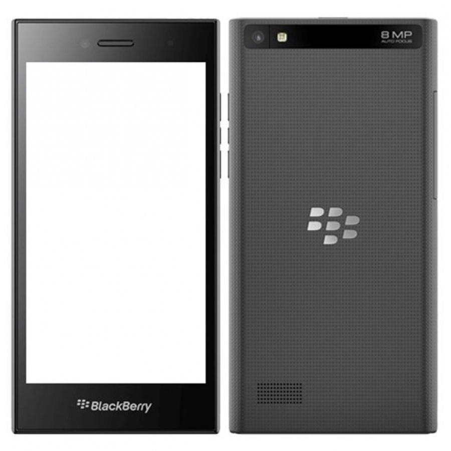 BlackBerry Leap STR100-1 QWERTY 16 GB Shadow Grey Neu OVP versiegelt