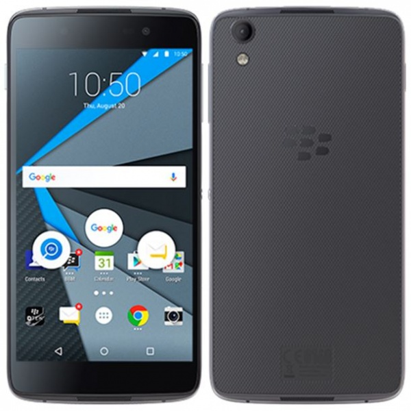 BlackBerry Dtek 50 STH100-2 Android 16 GB Carbon Grey Neu...