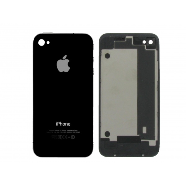 Original Apple iPhone 4 Akkudeckel Backcover Black...