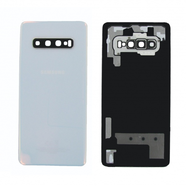 Original Samsung Galaxy S10 SM-G973F Akkudeckel Backcover...