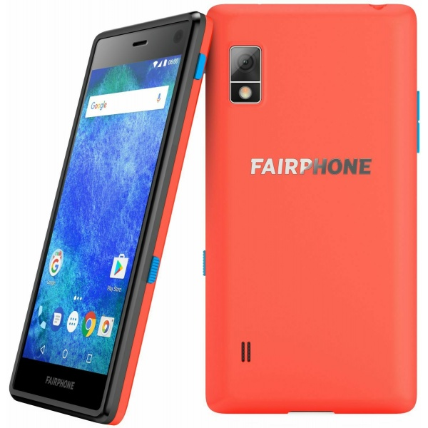 Fairphone 2 Version 2017 Dual Sim Android Smartphone...
