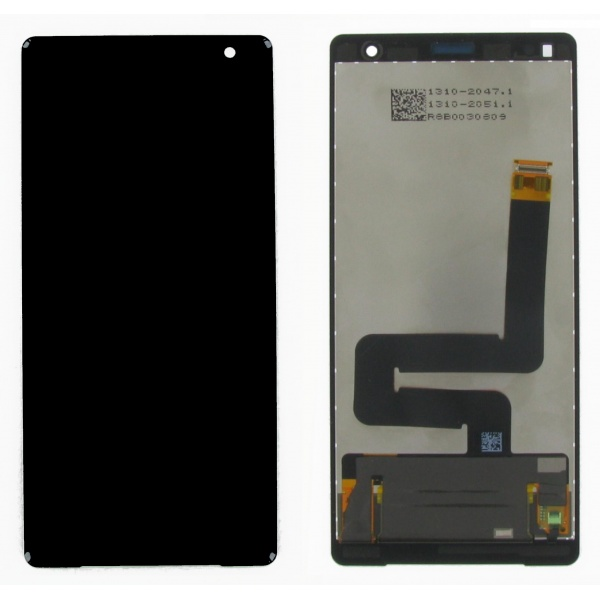 Original Sony Xperia XZ2 H8216 Display LCD Touch Glas...