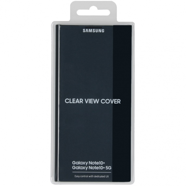 Original Samsung Galaxy Note 10+ Clear View Cover...