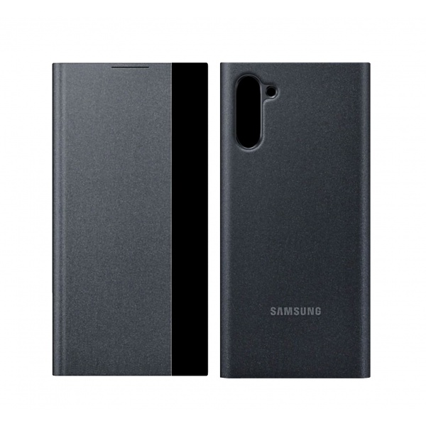 Original Samsung Galaxy Note 10 5G Clear View Cover...