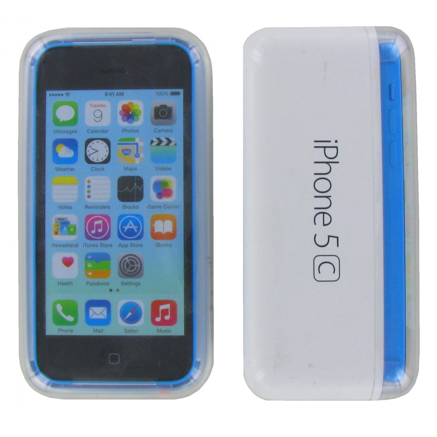 Apple iPhone 5C 16GB Blau Blue - Versiegelt NEU OVP DEMO