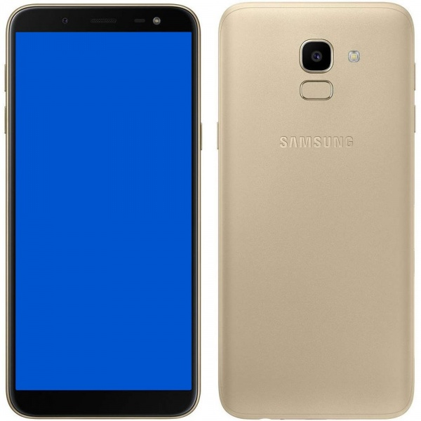 Samsung Galaxy J6 (2018) 32GB Gold Android Smartphone...