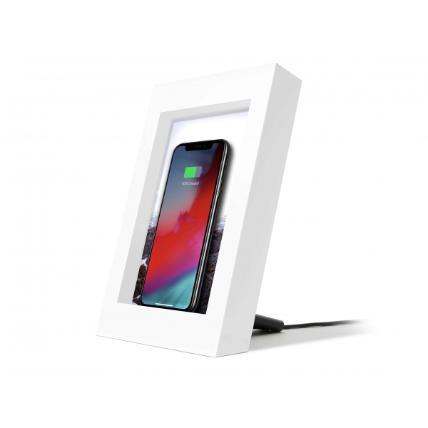 Twelve South PowerPic Wireless Charger Bilderrahmen...