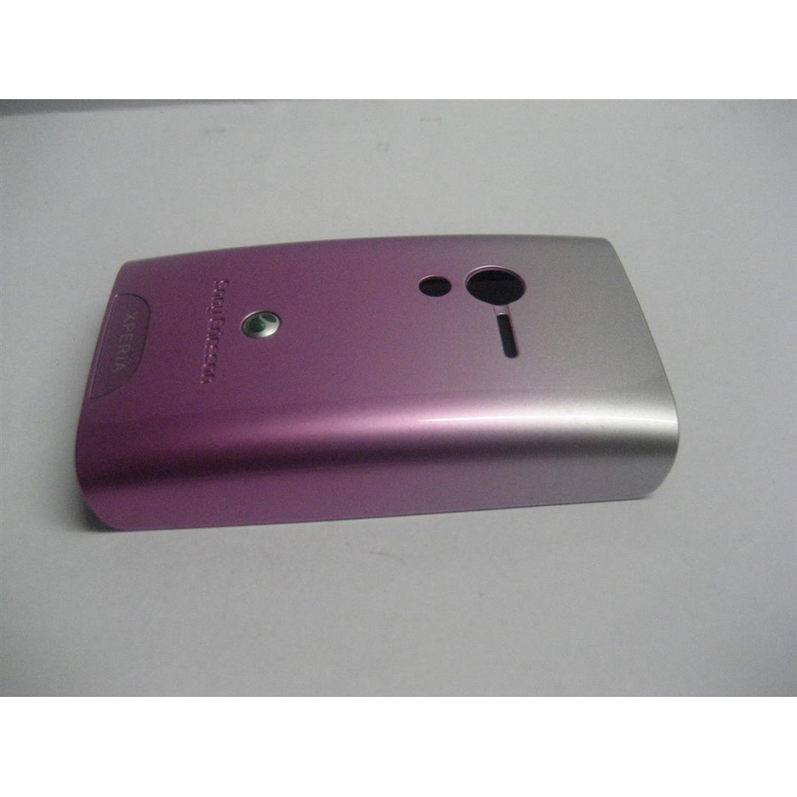 Original Sony Ericsson Xperia X10 mini Akkudeckel Backcover Cover Schale Pink