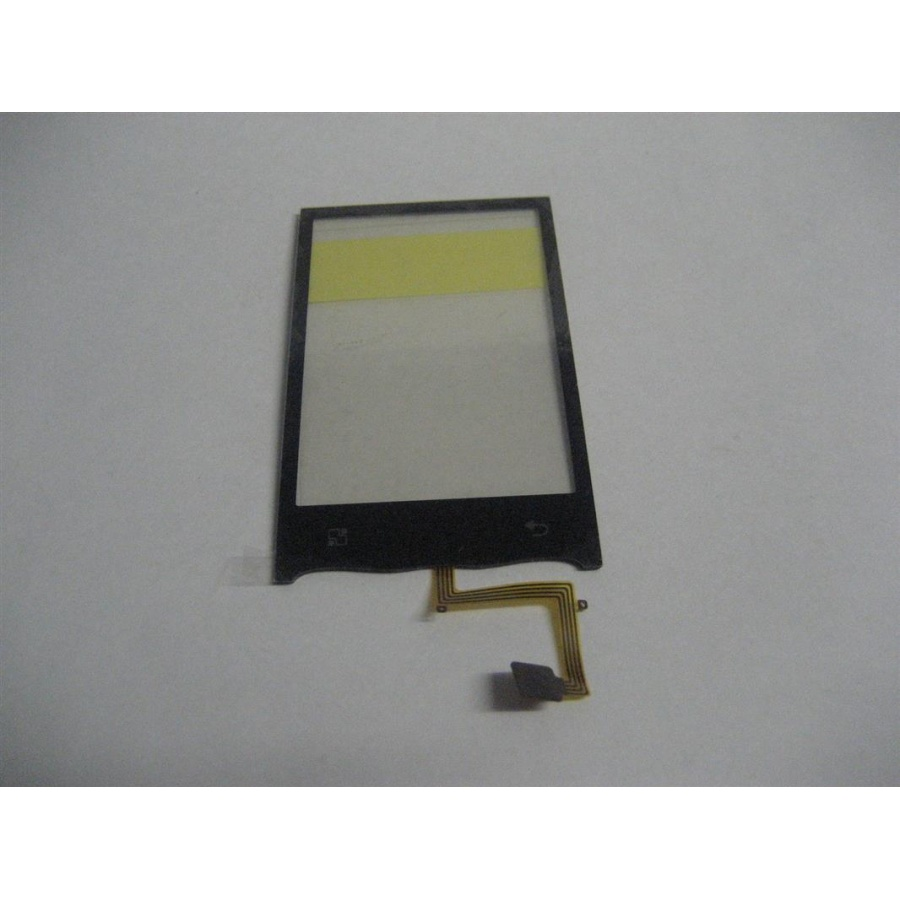 Original LG GT540 GT 540 Optimus Touchscreen Digitizer Displayglas Schwarz