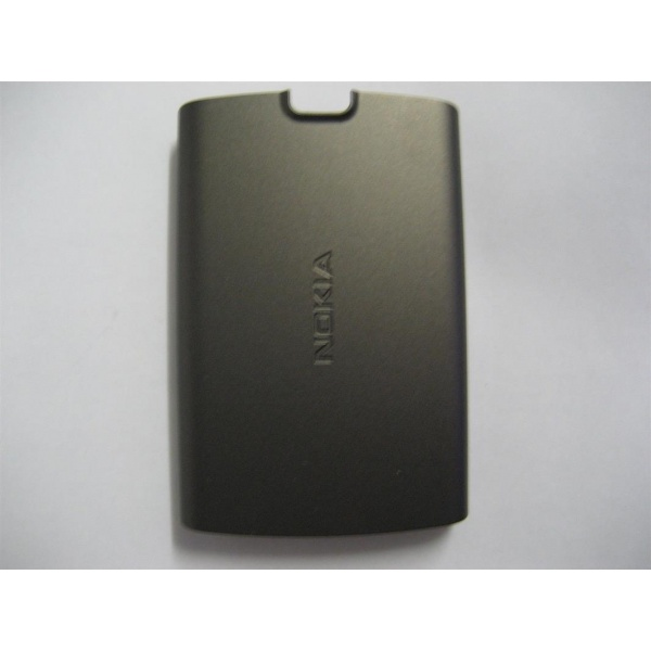 Original Nokia 5250 Akkudeckel Battery Cover Grau Grey Neu