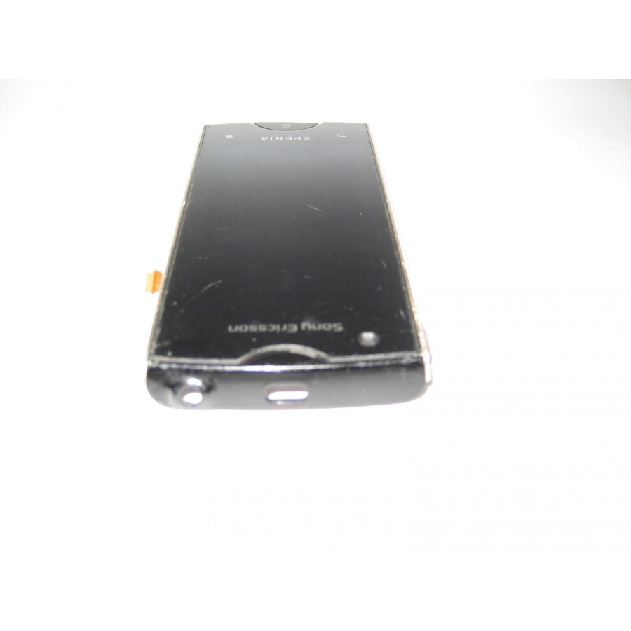 Original Sony Xperia Ray ST18i  Display Touchscreen Gehäuse Gold C-Ware