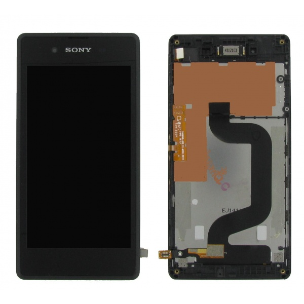 Original Sony Xperia E3 D2202 Display Touchscreen Gehäuse...